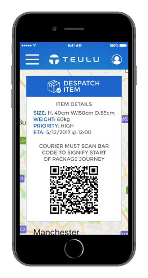 7_Despatch Item
